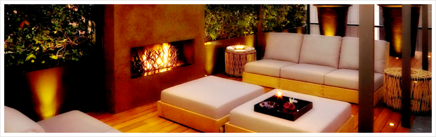 garden fireplaces